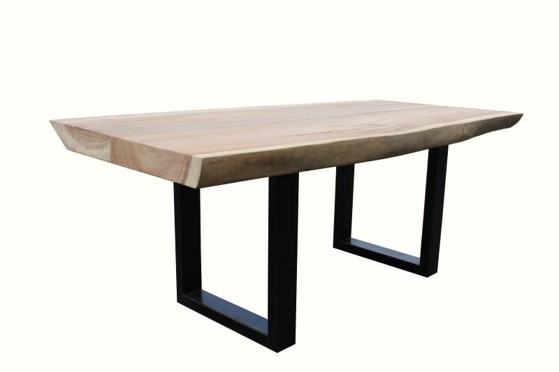 Dinig table iron legs Munggur 300*80/100*80