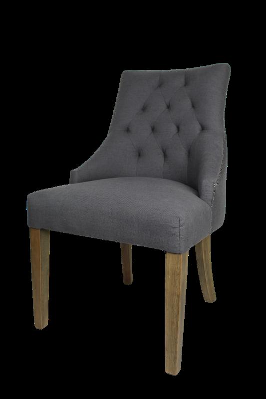 Producten henk schram houten meubelen - Linnen stoel ...