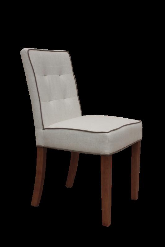 Products henk schram houten meubelen - Linnen stoel ...